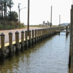 Quinby Harbor 350' Bulkhead and Tending Pier, Phase 1
