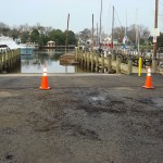 City of Hampton, Virginia, by WEC - Sunset Creek Boat Ramp and Tending Piers, completed