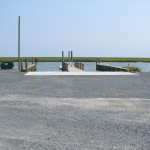 National Park Service Boat Ramp and Tending Piers by WEC, Eastern Shore National Wildlife Refuge, Northampton County, VA